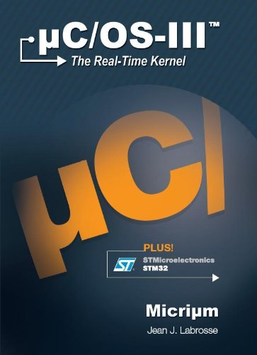 Uc/Os-Iii The Real-Time Kernel N/A 9780982337530 Front Cover