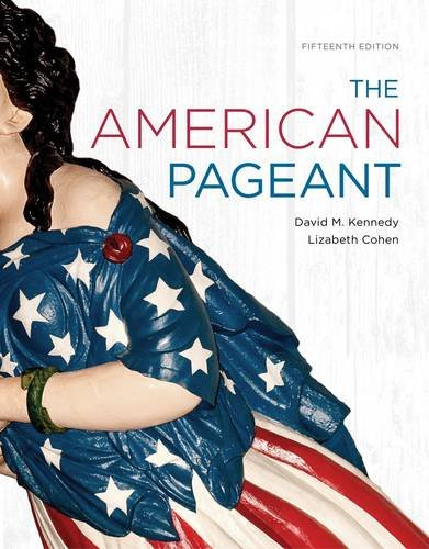 American Pageant  15th 2013 9781111349530 Front Cover