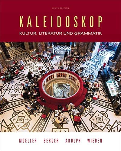 Kaleidoskop:   2016 edition cover