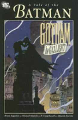 Batman: Gotham by Gaslight   2006 (Revised) 9781401211530 Front Cover