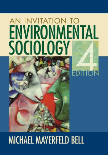 Invitation to Environmental Sociology  4th 2012 edition cover