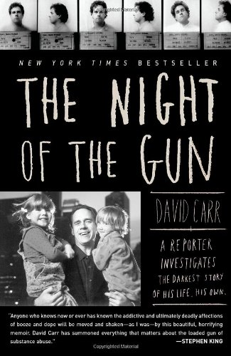 Night of the Gun A Reporter Investigates the Darkest Story of His Life. His Own.  2009 edition cover
