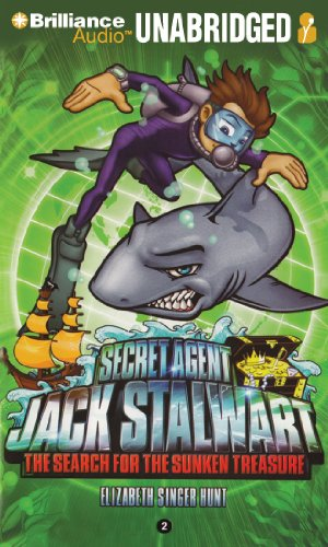 Secret Agent Jack Stalwart: The Search for the Sunken Treasure: Australia, Library Edition  2011 edition cover