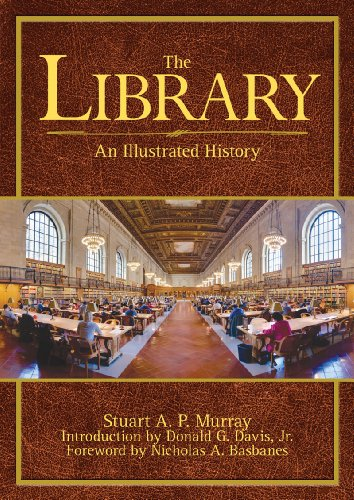 Library An Illustrated History  2012 edition cover