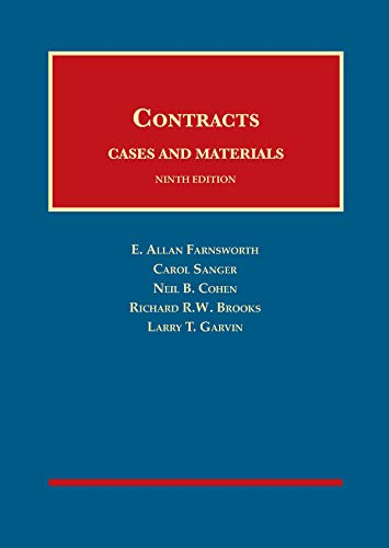 CONTRACTS,CS.+MTRLS.                    N/A 9781634606530 Front Cover