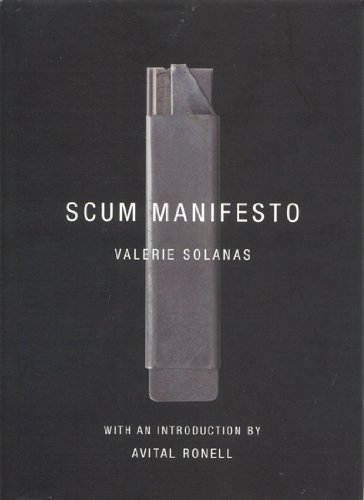 Scum Manifesto   2004 edition cover