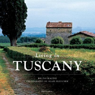 Living in Tuscany   2001 9782080105530 Front Cover