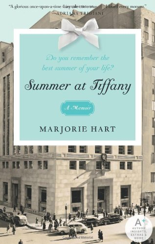 Summer at Tiffany  N/A 9780061189531 Front Cover