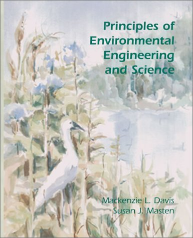 Principles of Environmental Engineering and Science   2004 edition cover