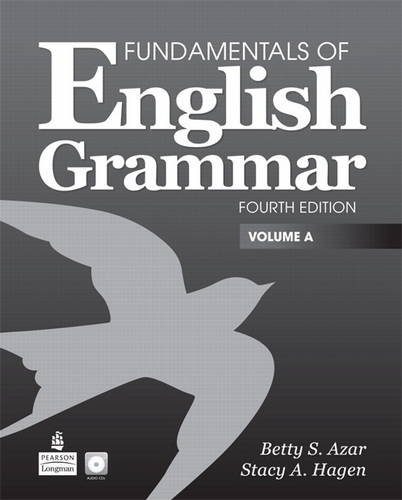 Fundamentals of English Grammar  4th 2011 edition cover