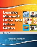 Learning Microsoft Office 2013   2014 edition cover