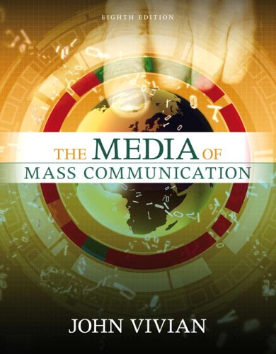 Media of Mass Communication  8th 2007 (Revised) edition cover
