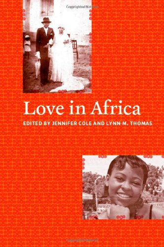 Love in Africa   2009 edition cover