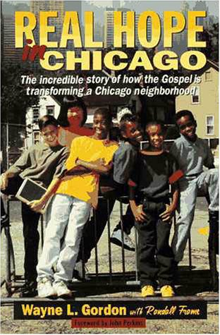 Real Hope in Chicago   1995 edition cover
