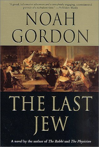 Last Jew  3rd (Revised) edition cover