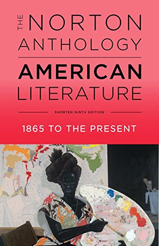The Norton Anthology of American Literature:   2017 9780393264531 Front Cover