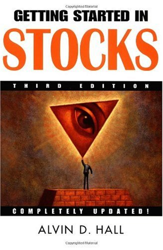 Getting Started in Stocks  3rd 1997 (Revised) 9780471177531 Front Cover