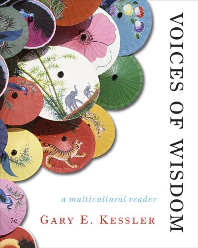 Voices of Wisdom A Multicultural Philosophy Reader 7th 2010 edition cover