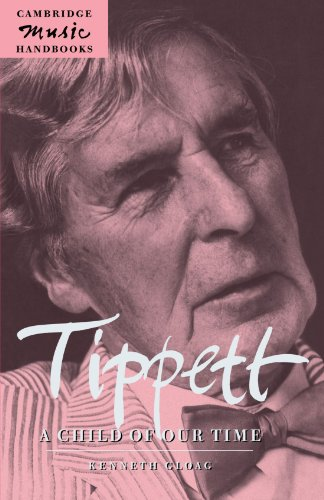 Tippett A Child of Our Time  1999 9780521597531 Front Cover