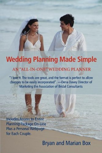 Wedding Planning Made Simple A All-in-One Wedding Planner  2008 edition cover
