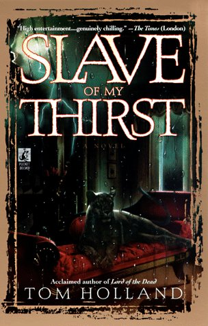Slave of My Thirst   1998 9780671540531 Front Cover