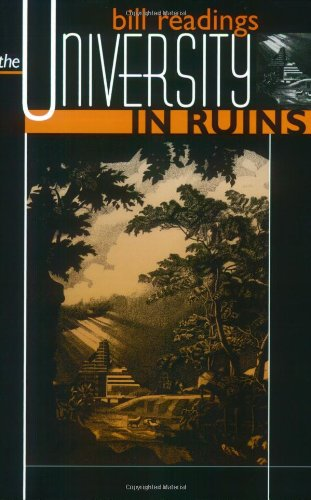 University in Ruins   1996 (Reprint) edition cover
