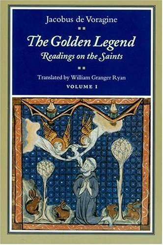 Golden Legend Readings on the Saints  1995 edition cover