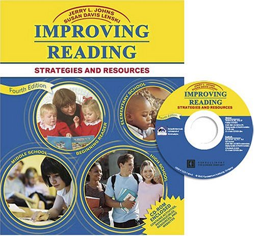 Improving Reading Strategies and Resources 4th 2005 (Revised) edition cover