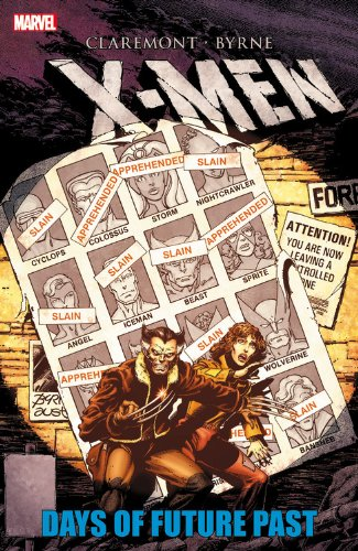 Days of Future Past   2014 edition cover
