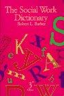 Social Work Dictionary  3rd 1995 edition cover