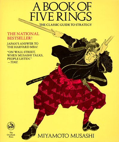 Book of Five Rings  N/A 9780879511531 Front Cover