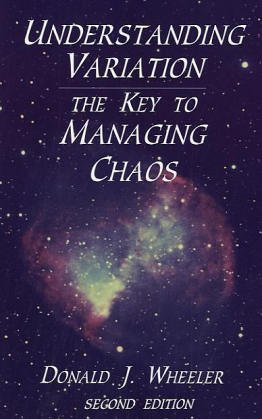 Understanding Variation, Second Edition The Key to Managing Chaos 2nd 2000 (Revised) edition cover
