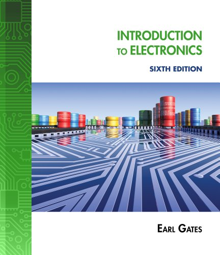 Introduction to Electronics  6th 2012 edition cover