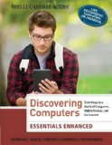 Enhanced Discovering Computers, Essentials   2015 edition cover