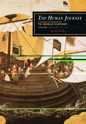 Human Journey A Concise Introduction to World History  2011 edition cover