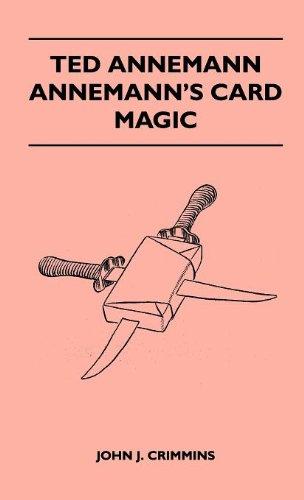 Ted Annemann - Annemann's Card Magic  0 edition cover