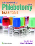 Phlebotomy Essentials  6th 2016 (Revised) edition cover