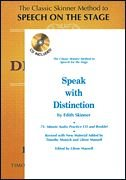 Speak with Distinction  Revised edition cover