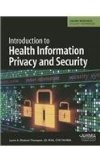 Introduction to Health Information Privacy and Security  N/A edition cover