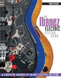 Ibanez Electric Guitar Book A Complete History of Ibanez Electric Guitars  2013 edition cover
