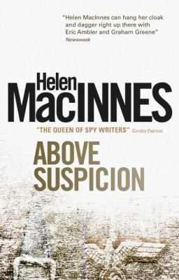 Above Suspicion   2012 edition cover