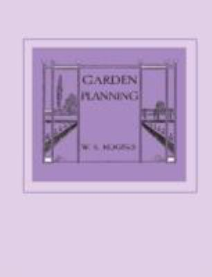 Garden Planning   2008 edition cover