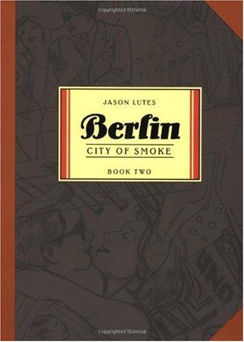 Berlin City of Smoke  2009 edition cover