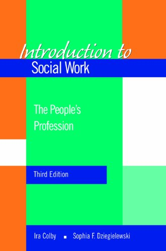 Introduction to Social Work The People's Profession 3rd 2010 edition cover