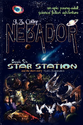 Star Station   2012 9781936253531 Front Cover