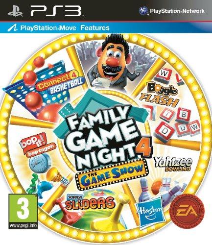 Ps3 hasbro family game night 4 (eu) PlayStation 3 artwork
