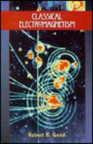 Classical Electromagnetism   1999 9780030223532 Front Cover