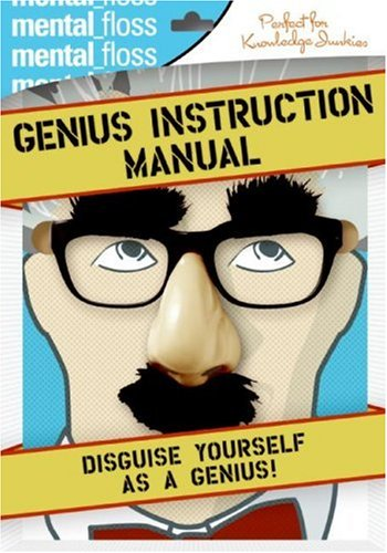 Genius Instruction Manual   2006 edition cover
