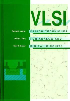VLSI Design Techniques for Analog and Digital Circuits  1990 9780070232532 Front Cover