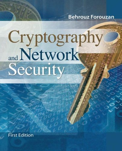 Cryptography and Network Security   2008 edition cover